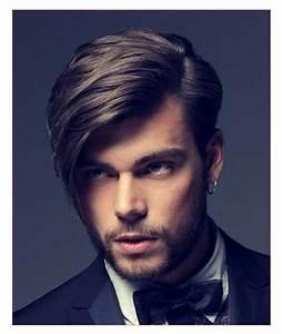 Medium length mens hairstyles for fine hair or Mens Medium ...