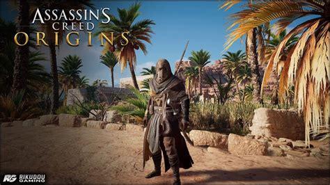 Assassinu0026#39;s Creed Origins - Desert Cobra Legendary Outfit - YouTube