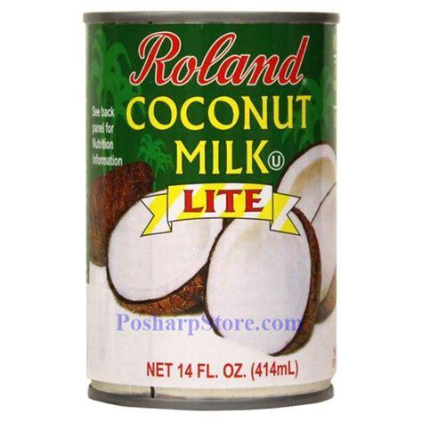 light coconut milk roland lite coconut milk 13 5 fl oz