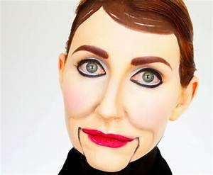 Gruselige Hexe Schminken : schminken sie eine gruselige bauchredner puppe sch nes pinterest bauchredner puppe und ~ Frokenaadalensverden.com Haus und Dekorationen
