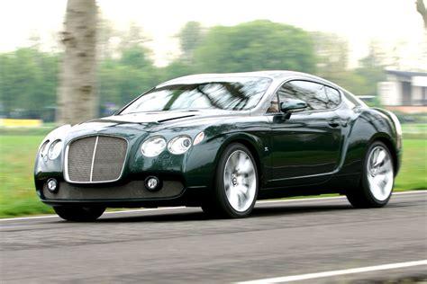 Bentley Zagato by Zagato Bentley Continental Gtz Evo