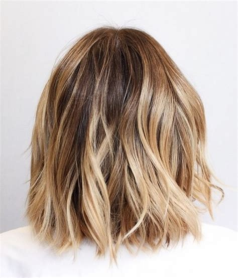 How to Wear the Bronde Hair Color on Your Bob   Hair World