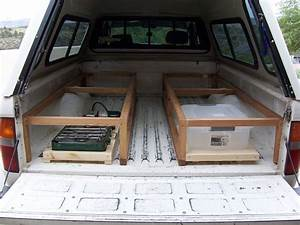 Toyota Tacoma For Camping Google Search Truck Camper Build Within Truck Camper Organization