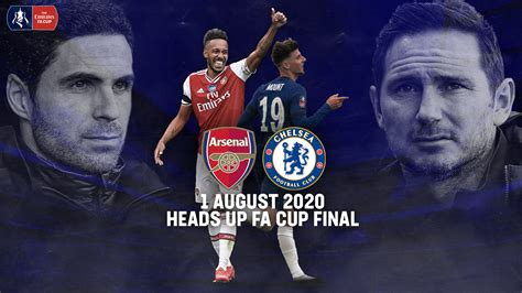 FA Cup Final: Chelsea VS Arsenal