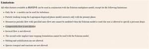 Eulerian Multiphase Problem  U2014 Ansys Learning Forum