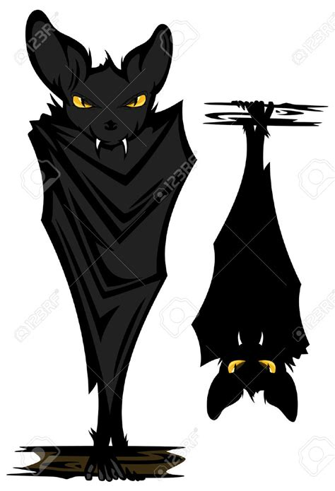 Halloween Hanging Bats Clipart  Festival Collections