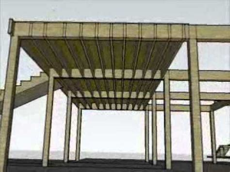 wood mezzanine  clip youtube