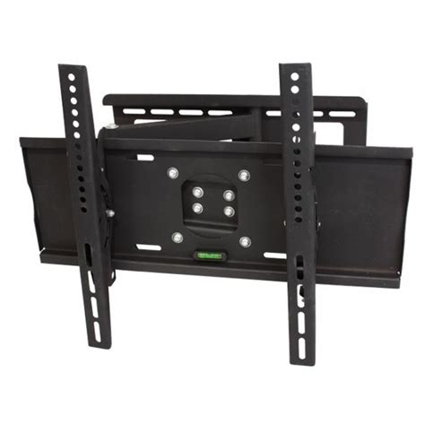 support tv mural orientable inclinable pour ecrans plats