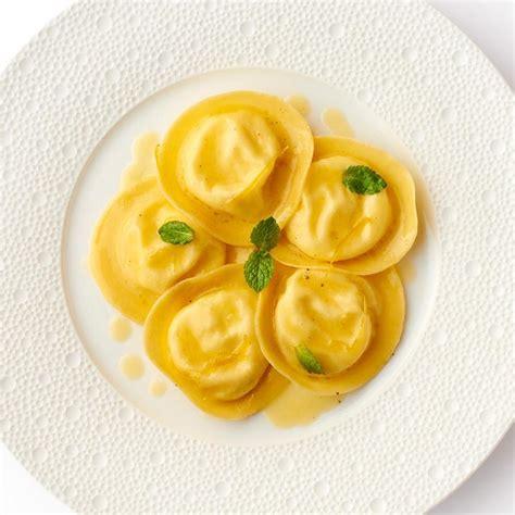 cirons cuisine recette tortellini au fromage citron menthe cuisine madame figaro