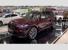 BMW X7 M Sport in Ametrin Metallic Individual Color at