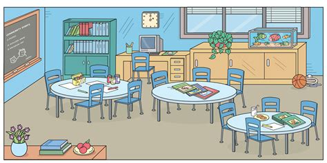 Free Kids Classroom Clipart, Download Free Clip Art, Free