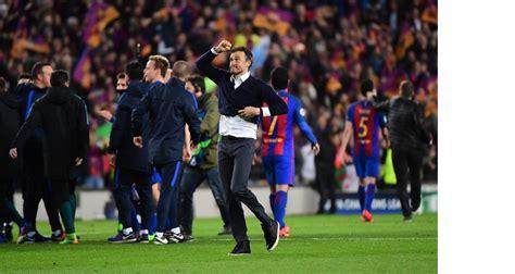 Barça - PSG (6-1) : HISTORIQUE