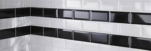 Faience Metro Blanc : les carrelages de salle de bains ~ Farleysfitness.com Idées de Décoration