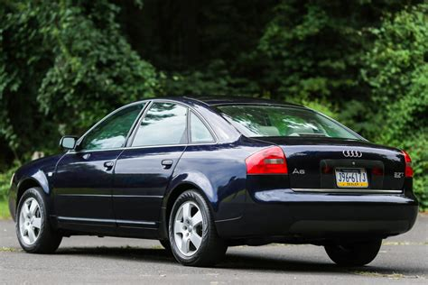 Audi A6 2001 by 2001 Audi A6 2 7t Quattro German Cars For Sale