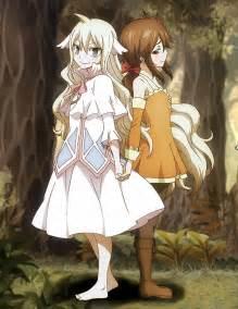 Fairy Tail Mavis and Zera