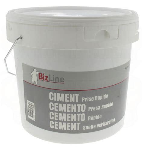 ciment prise rapide seau de ciment 224 prise rapide 5kg 46 51