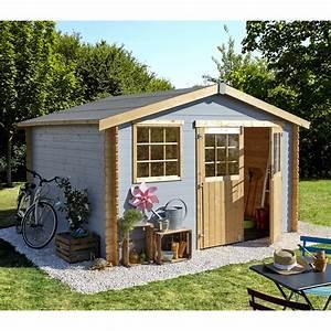 Sur Quoi Poser Un Abri De Jardin : abri de jardin bois florencia m mm leroy merlin ~ Dailycaller-alerts.com Idées de Décoration