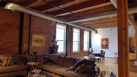 2 bedroom lofts for rent in atlanta for 600k a two bedroom loft on the riverfront curbed