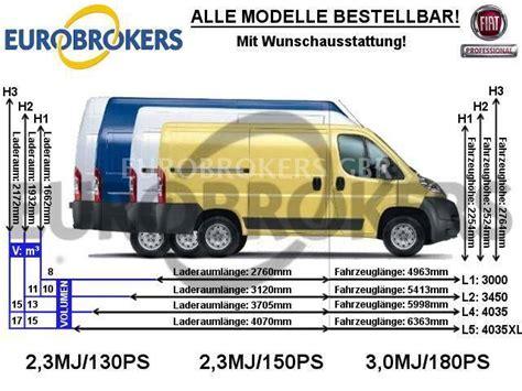 fiat ducato cer ausbau fiat ducato maxi l5h3 cer cingbus wohnmobil und wohnwagen