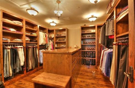 Rich Closet by 28 Walk In Closets Wardrobes For And