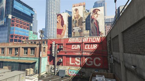 Rockstar Games Gta Iv Billboards