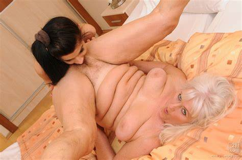 Having Playing With All This Granny Sites Betty Stylle Leads Unbelievable Drilled With Hottie Perky Granny