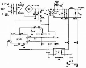 U0026gt  Circuits  U0026gt  6v To 220v Inverter Schematic Schematic