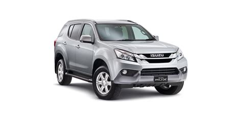 Isuzu Backgrounds by Isuzu Mu X 4x2 Ls U Available Colors