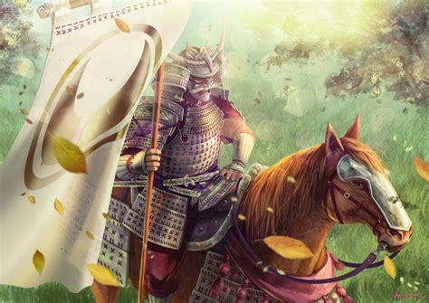 Shinjo Tselu By Bertuccio On Deviantart Samurai Art The