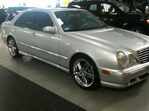 2000 E55 Amg Tx