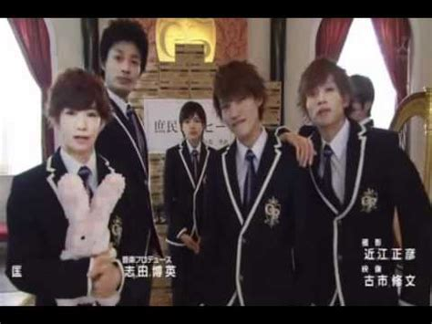 [Trailer] Ouran High School Host Club Live Action - YouTube