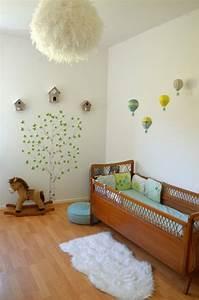 Deco Scandinave Chambre Bebe : chambre de b b jolies photos pour s 39 inspirer c t maison ~ Melissatoandfro.com Idées de Décoration