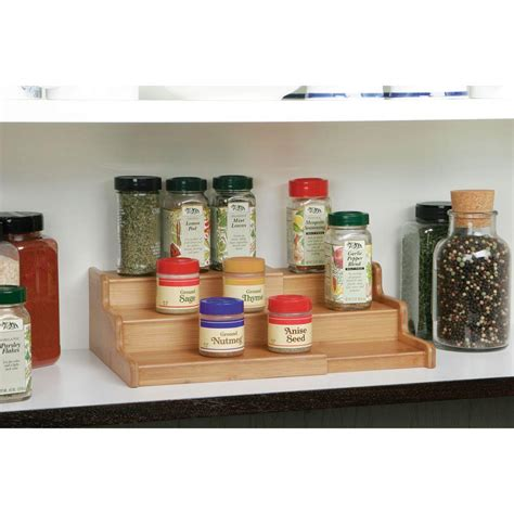 spice holder for cabinet seville classics 8 1 4 in x 8 3 4 in x 3 1 3 in
