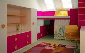 19 amazing kids bedroom designs page 2 of 4 With amazing 3 bed room designs