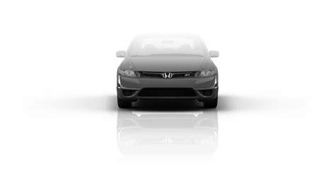 My Perfect Honda Civic Si. 3dtuning