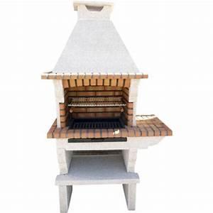 Barbecue En Pierre Mr Bricolage : barbecue pierre reconstituee pas cher ~ Dallasstarsshop.com Idées de Décoration