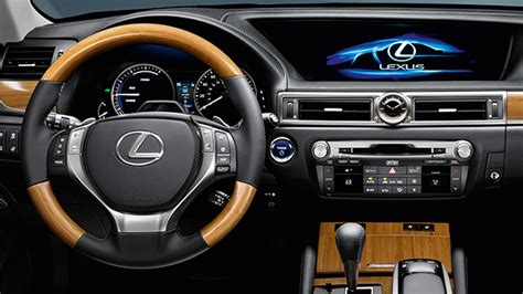 review  lexus gs  managing multiple