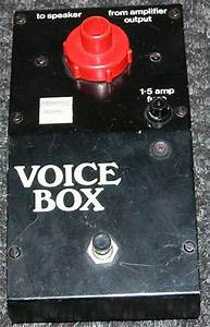 Bell Electrolabs Voice Box