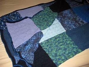 Decke Stricken Patchwork : einfach stricken patchwork decke ~ Watch28wear.com Haus und Dekorationen