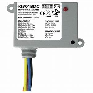 Rib01bdc Functional Devices Relay