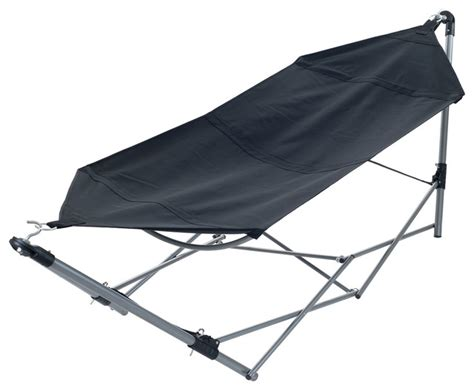 Folding Hammock Chair Stand by Portable Hammock With Frame Stand And Carrying Bag