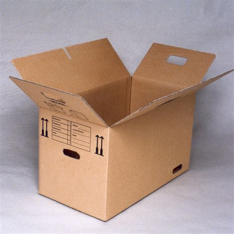 corrugated box design wikipedia