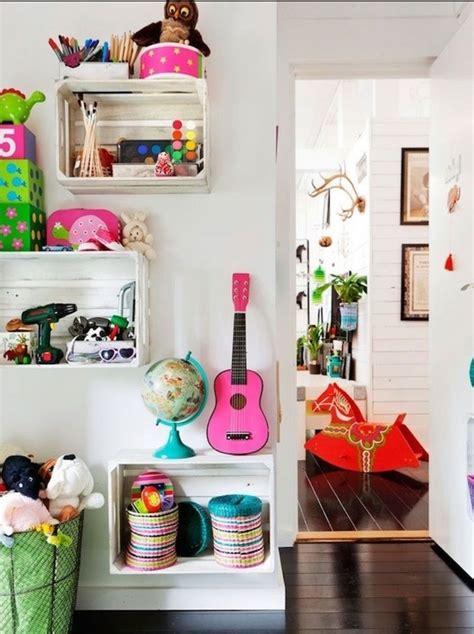 etagere rangement chambre 1001 idées pour fabriquer une étagère en cagette soi même