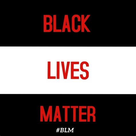 Black Lives Matter Racism Template Postermywall