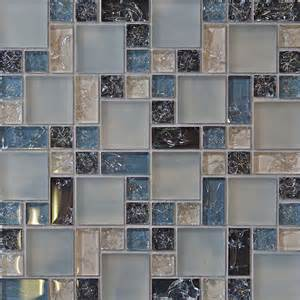 kitchen wall backsplash 1 sf blue crackle glass mosaic tile backsplash kitchen wall bathroom shower 1 ebay
