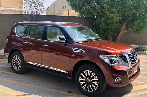 Runs and drives as it should. 2019 Nissan Patrol now on sale in UAE - Dubai, Abu Dhabi, UAE
