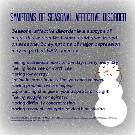 best seasonal affective disorder l don t ignore or mock seasonal affective disorder paul 39 s