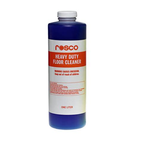 Rosco Heavy Duty Floor Cleaner 1 Liter   Marley Cleaner