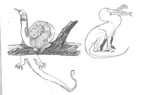 animals sketches  bitaviation  deviantart