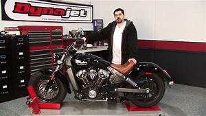 Power Commander 5 Install  2015 Indian Scout